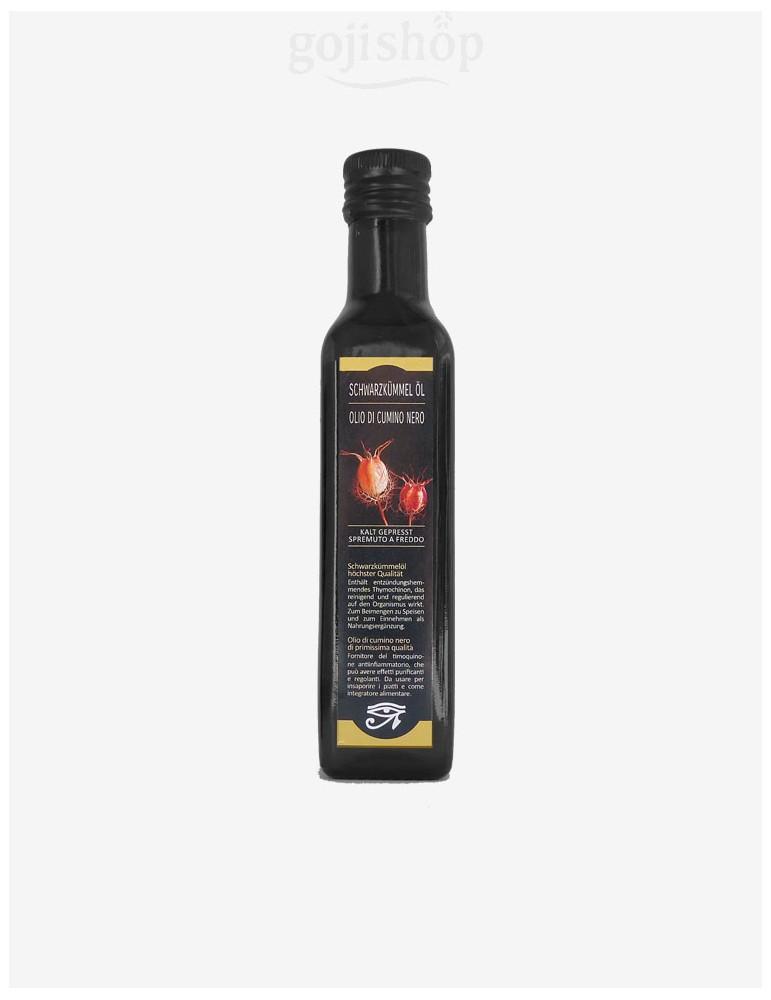 Olio di cumino nero antibatterico 250 ml