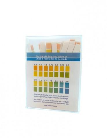 Cartine tornasole per la misurazione del pH - originali BasiCura