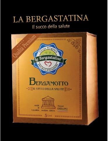 La Bergastatina Bergamotto di Prima Qualità