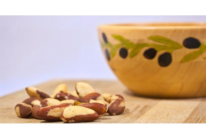 Il selenio nelle noci dell'Amazzonia, un micronutriente essenziale per la tiroide